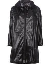 Junya Watanabe Oversized Hooded Rain Coat - Lyst