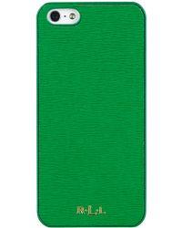 Lauren by Ralph Lauren - Newbury Iphone 5 Case - Lyst