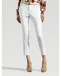 Gucci Cropped Pants - Lyst