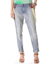 Joe's Jeans Vintage Reserve Slouchy Jeans - Lyst
