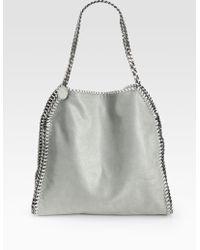 Stella McCartney Falabella Baby Bella Shoulder Bag - Lyst