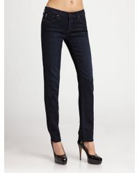 AG Adriano Goldschmied The Stilt Cigarette Jeans - Lyst