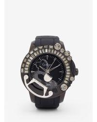 Galtiscopio - Rocking Horse Rubber Strap Watch - Lyst