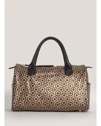 Mischa - Printed Mini Duffle Bag - Lyst