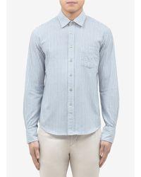 Rag & Bone Yokohama Cotton Shirt - Lyst