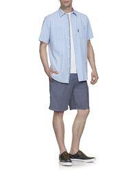 Zegna Sport - Linen Shorts - Lyst