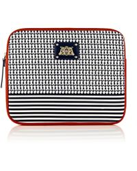 Juicy Couture - Anchor Stripe Ipad Case - Lyst