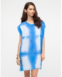 Objects Without Meaning - Huri Dress in Shibori Sapphire - Lyst