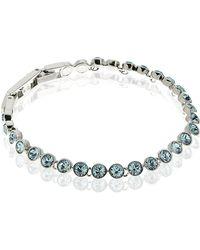 Swarovski - Tennis Bracelet - Lyst