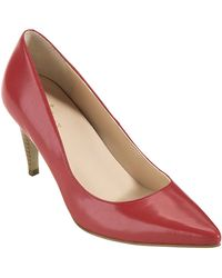 Cole Haan Juliana Leather Pumps - Lyst