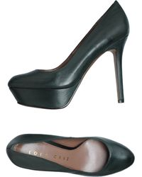 Lola Cruz Platform Pumps - Lyst
