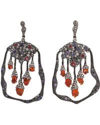 Arunashi - Opal Spinel Earrings - Lyst