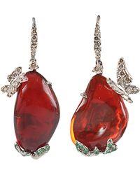 Arunashi Butterfly Earrings - Lyst
