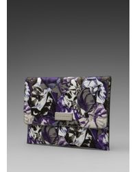 Marc By Marc Jacobs Steel Garden Tablet Case in Purple - Lyst