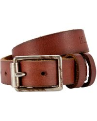 Polo Ralph Lauren - Leather Bracelet - Lyst