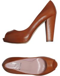 Si By Sinela Courts with Open Toe - Lyst