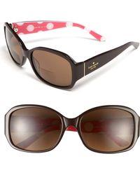 Kate Spade Reading Sunglasses - Lyst