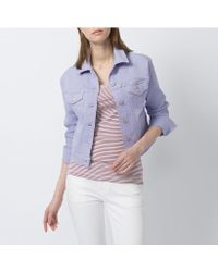 Women S Uniqlo Denim Jackets Online Sale