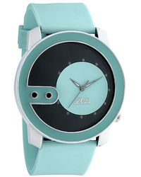 Flud Watches - The Exchange Watch in Teal - Lyst