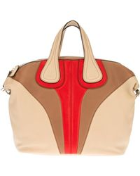 Givenchy Medium Colour Block Nightingale Tote - Lyst