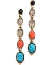 House of Harlow 1960 - Renewal Of Life Earrings - Lyst