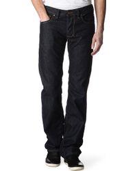 Diesel Larkee 0878 Regular-Fit Straight Jeans - For Men - Lyst