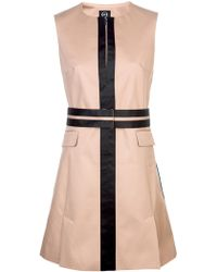 McQ by Alexander McQueen Tailored Dress - Lyst