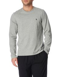Ralph Lauren Crewneck Top - Lyst