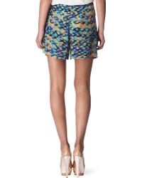 Saloni Peggy Shorts - Lyst