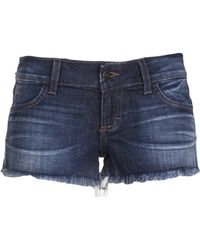 Siwy Camilla Cut Off Shorts - Lyst