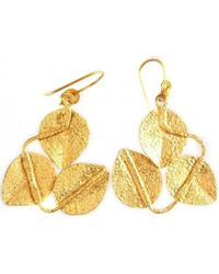 Chic Jewel Couture Maria Earrings - Lyst
