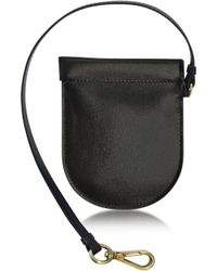 Jil Sander - Genuine Leather Coin Purse - Lyst
