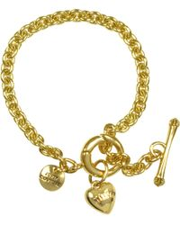 Juicy Couture - Chain Bracelet - Lyst
