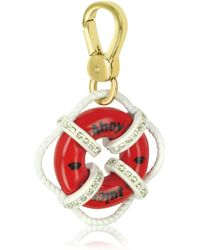 Juicy Couture - Life Preserver Pendant Charm - Lyst