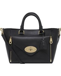 Mulberry Small Willow Tote - For Women - Lyst