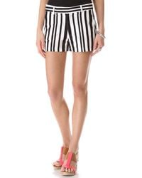 Nanette Lepore - Striking Shorts - Lyst