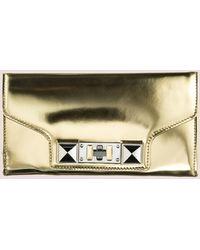 Proenza Schouler Ps11 Continental Wallet Mirror - Lyst