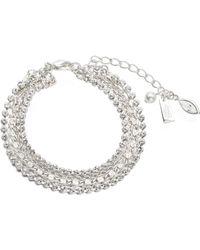 Swarovski - Destiny Multistrand Bracelet - Lyst