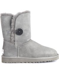 Ugg Bailey Button Sheepskin Boots - For Women - Lyst