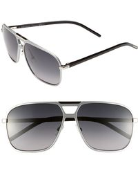 Dior 134s 61mm Sunglasses - Lyst