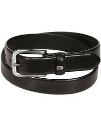 Iceberg - Belt Classic Buckle Leather - Lyst