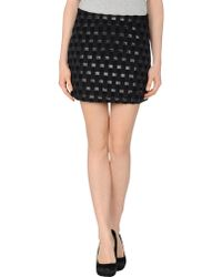 Amy Gee - Mini Skirt - Lyst