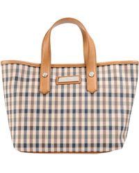 Aquascutum - Medium Fabric Bags - Lyst