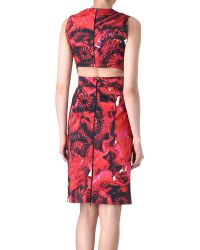 Preen By Thornton Bregazzi Blaise Dress - Lyst