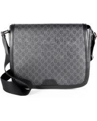 Gucci Gg Messenger Bag - Lyst