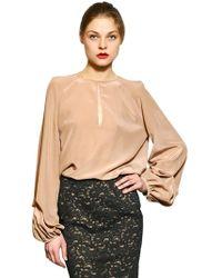 Jo No Fui - Vintage Stretch Lace Skirt - Lyst