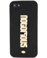 Noir Jewelry The Notorious Iphone 5 Case - Lyst
