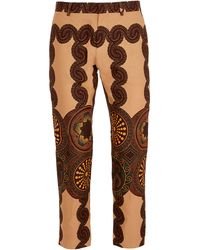 Topman Bite Tourbillons Printed Trousers - Lyst