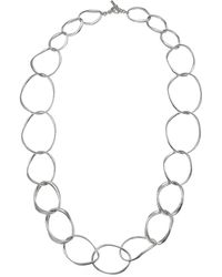 Slane - Mixed Link Necklace - Lyst
