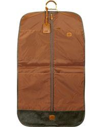 Bric's - Life Microsuede Garment Bag - Lyst